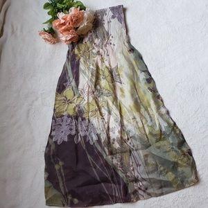Lapis skirt dress C